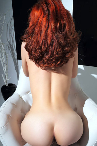 Hot Redhead Zarina