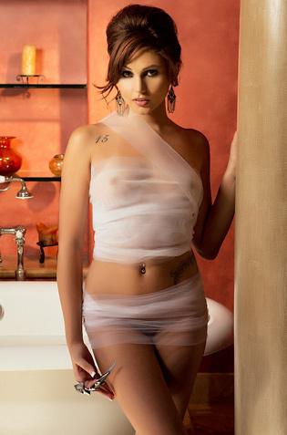 Ariana Marie Hot Bath