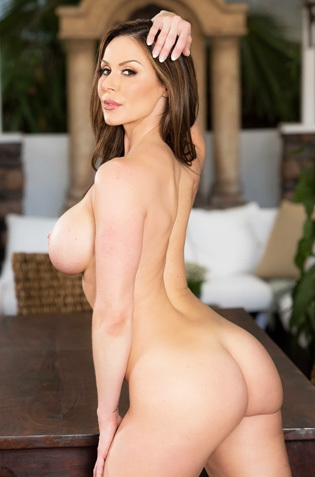 Busty Milf Babe Kendra Lust Gets Naked